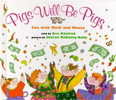The hungry Pig family learns about money and buying power as they turn the house upside down looking for enough money to buy dinner at the local restaurant.