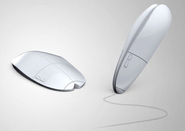 The problem that influenced the creation of the Folding Pen Mouse is that many people prefer to use mice than touchscreen technology, yet th...