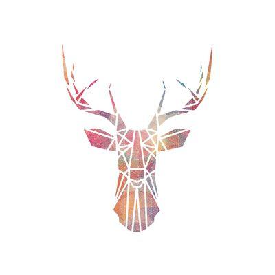 #Deer #Antlers #tattoo