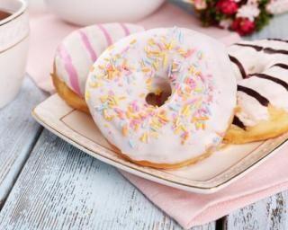Donuts comme en Amérique cuits au four…