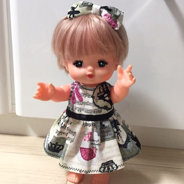 メルちゃん お洋服♡《バレリーナ》画像1