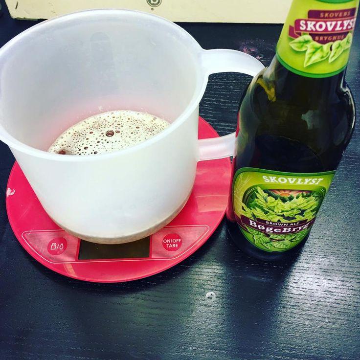 Øl som ingrediens er det nye sorte.