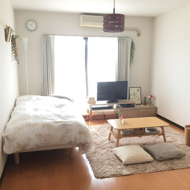Japanese Bedrooms Have Several Devotees If You Don T Have It Yet You Can Try To F Small Apartment Bedrooms Studio Apartment Decorating Japanese Style Bedroom