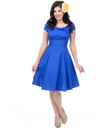 Looking for a homecoming dress or vintage-inspired pieces for your special event or any day? Fall in love with great opt...Price - $110.00-4o7lwZZN