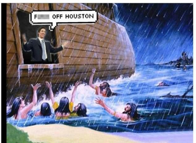 Joel Osteen Ignoring Victims Of Hurricane Harvey Is The Internet's Newest Meme