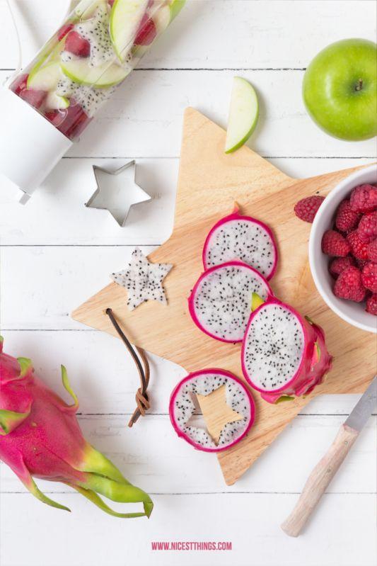 3 Rezepte für Fruit Infused Water - die exotisch erfrischend sind - oder eben Wasser mit Geschmack ❤︎