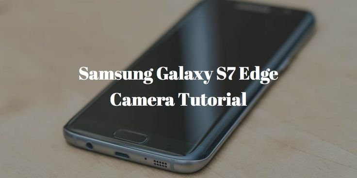 In this video we will do a full review of the Samsung Galaxy S7 Edge Camera. As you know the S7 Edge has one of the best smartphone camera's on the market