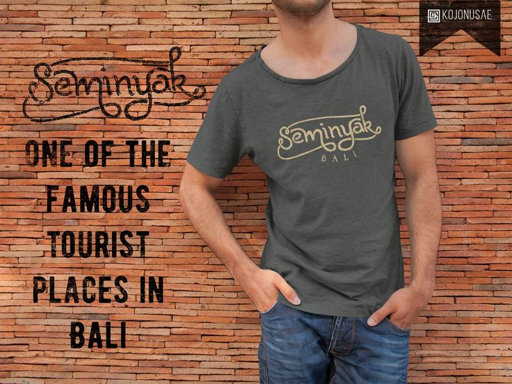 Seminyak is one of the famous tourist places in Bali