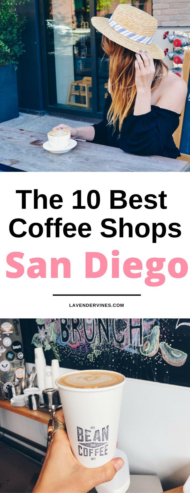 San Diego Best Coffee Shops, San Diego things to do, San Diego food, San Diego travel, San Diego trip #sandiego #sandiegocalifornia