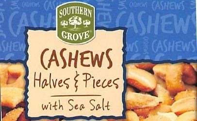 Cashews Recalled From Aldi Stores Because Of Glass...
