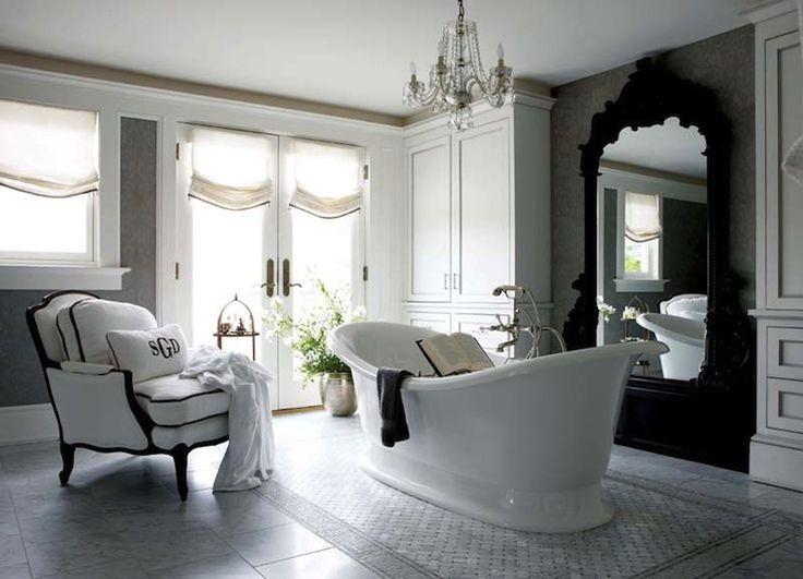 180 best Dream Bathrooms images on Pinterest | Room, Bathroom ...