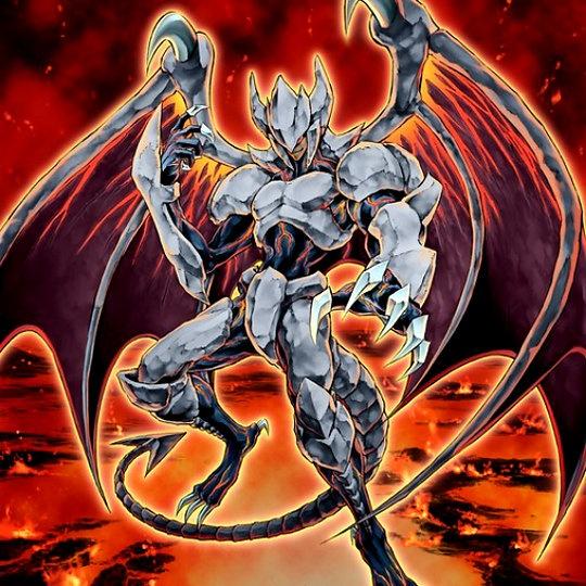 Elemental Hero Dark Neos: H.M Oscuro Gaia