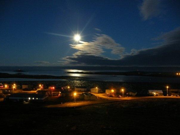 nunavut iqaluit tourism