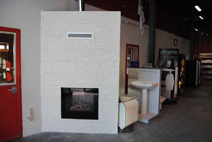 Camino and Stratos-50 ready to be installed http://www.italkero.com/Products/Gas-Fireplaces/