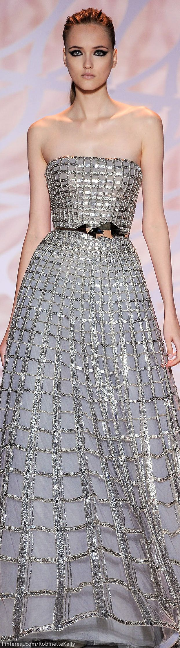 Gown by Zuhair Murad 2015: