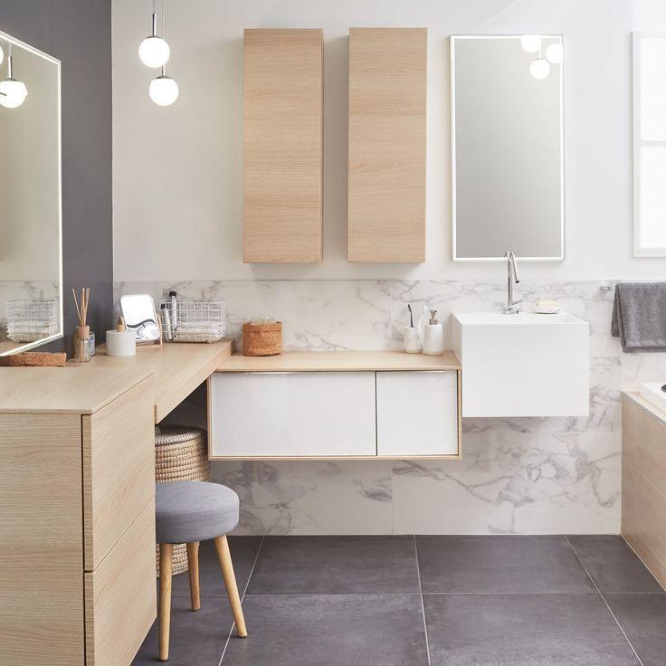 Tabouret De Salle De Bain In 2020 Beige Bathroom Small Bathroom Remodel Bathrooms Remodel