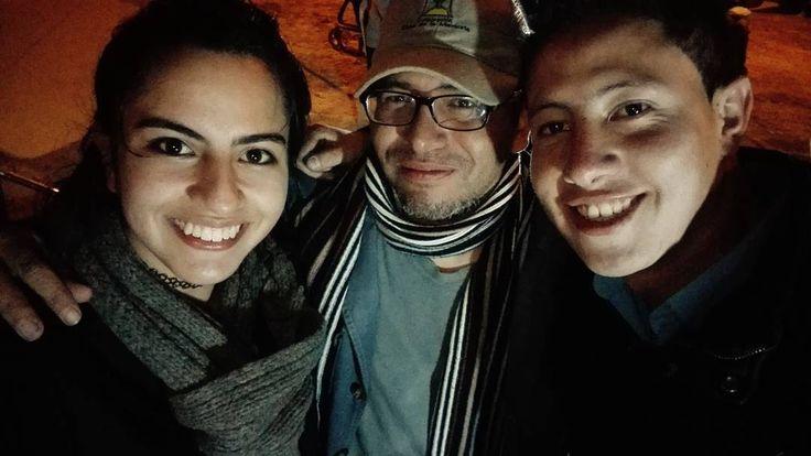 Con Carlos Lugo en cierre de campaña. Renace la esperanza UP #EsPorColombia  by chicabizarrosa