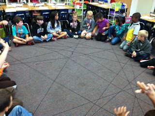 Make a web with your class using yarn and spider facts.