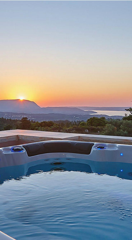 Villa Rouga, Xirosterni, Chania, Crete
