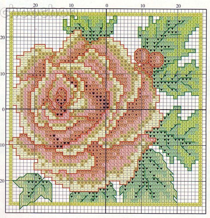 Gallery.ru / Фото #49 - Cross Stitch Card Shop 45 - WhiteAngel