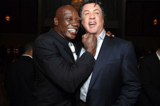 Tony Burton and Sylvester Stallone (Getty Images) Tony Burton, actor from the Rocky franchise, died on Thursday at the age of 78, according to Michigan news website MLive. Burton, a Flint, Mich. native, was best known for playing Apollo Creed's trainer Duke in the films. He won Flint Golden Gloves light heavyweight titles in 1955 and again in 1957, before fighting professionally briefly. He went on to start his acting career, which included roles in The Shining and Stir Crazy.