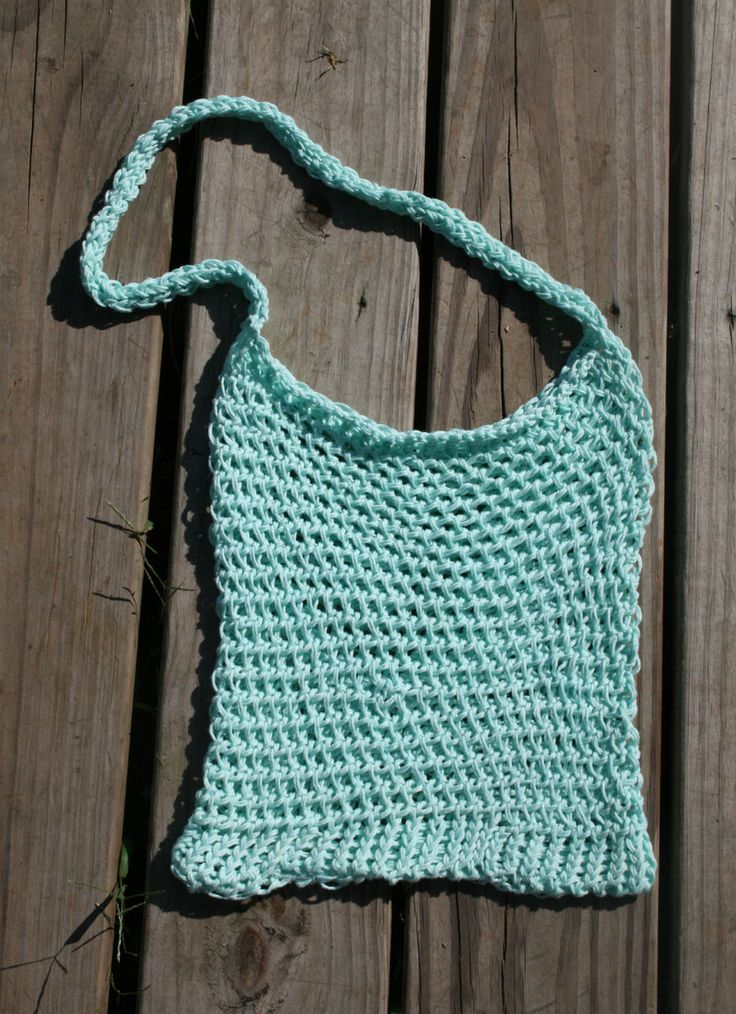 Loom Knitting Bag Patterns : 10 Best images about Loom Knitting - Bags on Pinterest Bags, Loom knitting ...