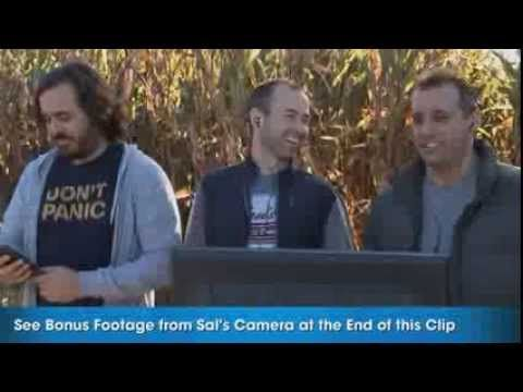 Impractical Jokers - Sal's Haunted Corn Maze. @Julie Forrest Horaney - that was hilarious...and did you catch that it was what they talked about at their live show? :)
