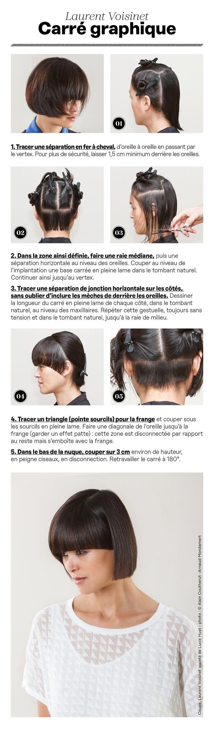 41 best tutoriel coiffure hair step by step images on. Black Bedroom Furniture Sets. Home Design Ideas