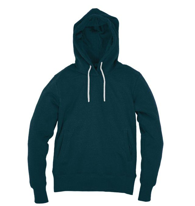 Everyone loves a good hoody, but it's hard to find the right quality. Look no further - this organic cotton pullover hoody will soon become your favourite.