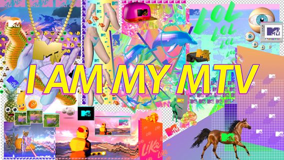 MTV premium collage