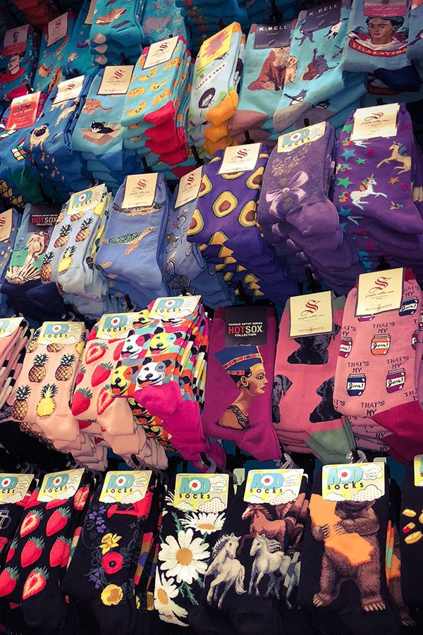 ModSock sock shop has an amazing selection of colo…