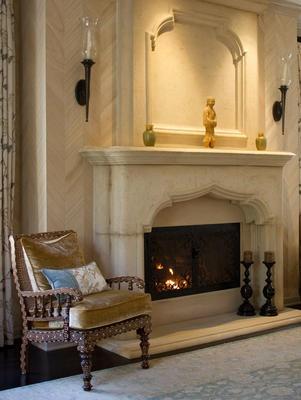 lighting fireplaces pinterest. Black Bedroom Furniture Sets. Home Design Ideas