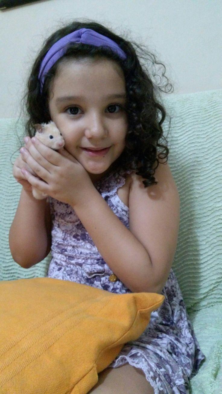Eu amo animais.Tenho um hamster🐹🐹🐹🐹   Hamster sirio🐹🐹🐹