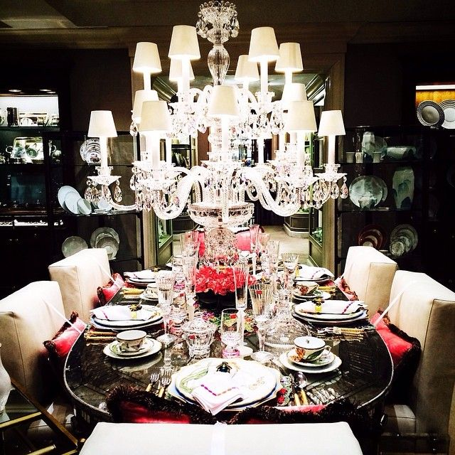 Setting the table on Seven. 2128728975