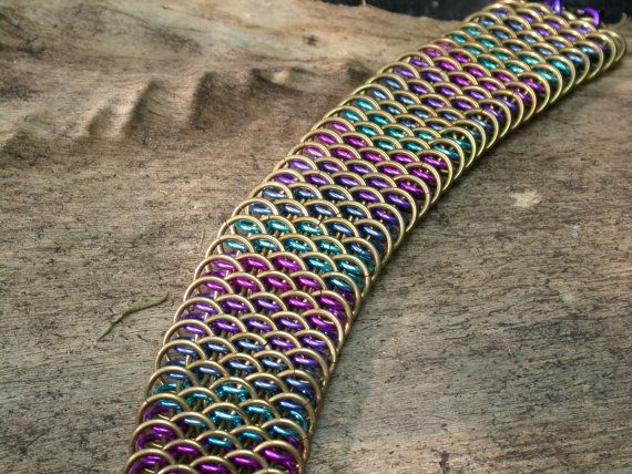 16 Best Images About ♡ Dragon Scale Bracelets ♡ On