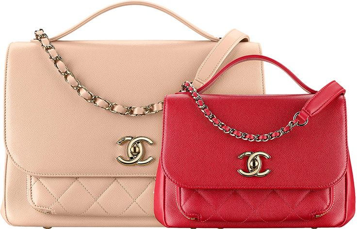 Chanel-Spring-Summer-2017-Collection-Act-1-66 Chanel Flap Bag with Top Handle Style code: A93608 Size: 7.9' x 10.6' x 4.7' inches Price: $3500 USD, €3300 euro, £2970 GBP, $5300 SGD, $27000 HKD, $5060 AUD, ¥409320 JPY, ¥25500 CNY