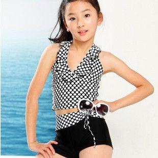 Resultado de imagen para vestidos de baño para niñas de 11 años