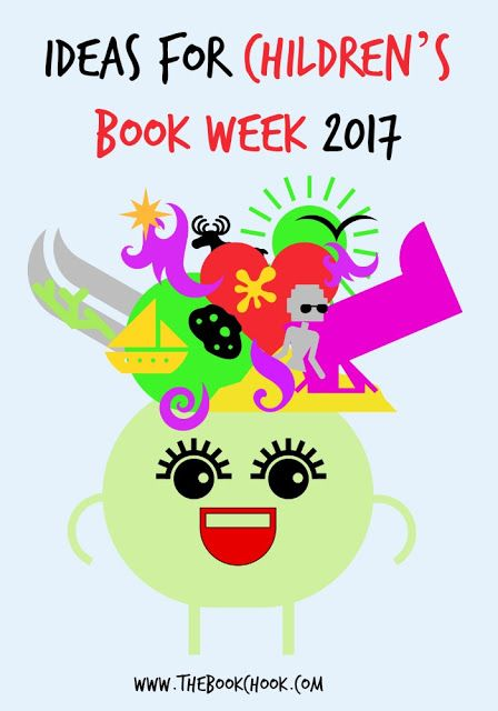 Ideas for Children's Book Week 2017