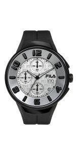 Ανδρικό Συλλεκτικό Ρολόι FILA με καουτσούκ λουρί