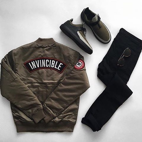 WEBSTA @ creativerecreation -  Channel your inner superhero today by pairing our Castucci with your favorite @forever21men bomber jacket. #ThisIsMyCreativeRec