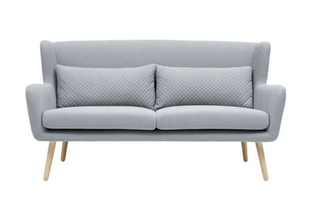 Such a pretty couch.