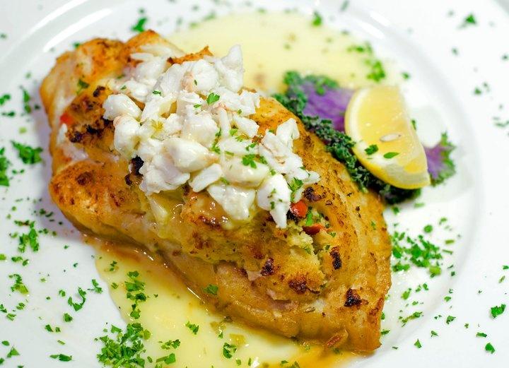Crab Stuffed Flounder Recipe — Dishmaps