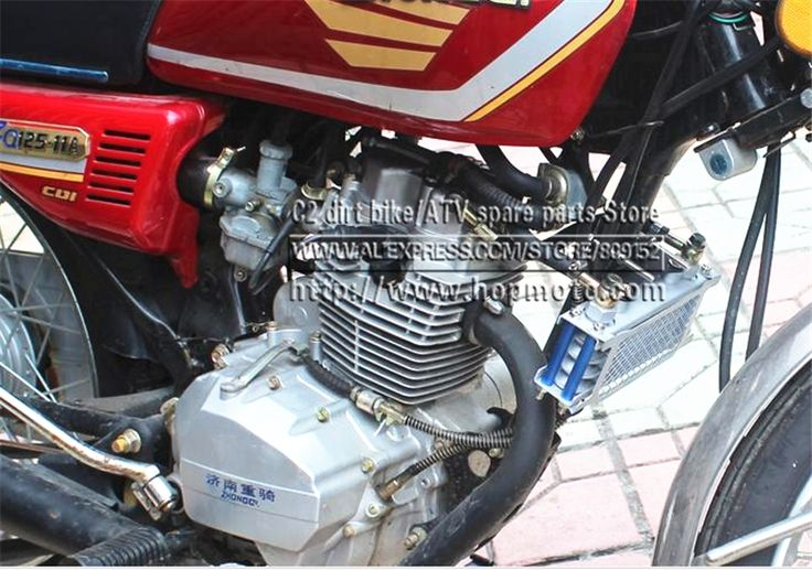62.58$  Watch now - http://aliy80.worldwells.pw/go.php?t=32653467394 - Oil Cooler  radiator Curved beam Bike Dirt Pit Bike Monkey Racing Motorcyle High performance refires accessories Kayo BSE 62.58$