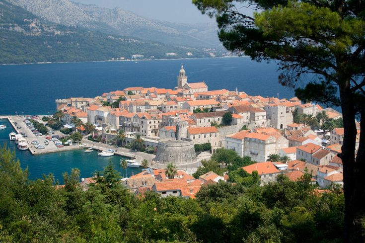 City of Korcula, Korcula Island, Croatia - Photo by: Anonymous