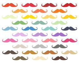 Image result for Clipart Moustache