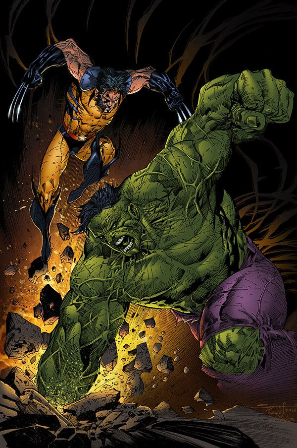 Marvel,Вселенная Марвел,фэндомы,Wolverine,Росомаха, Логан, Джеймс Хоулетт,Hulk,Халк, Брюс Баннер