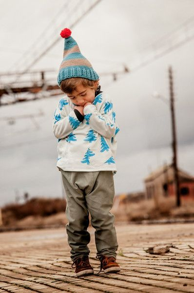 Perfect Days - Spanish kids fashion  / CozyKidz.net