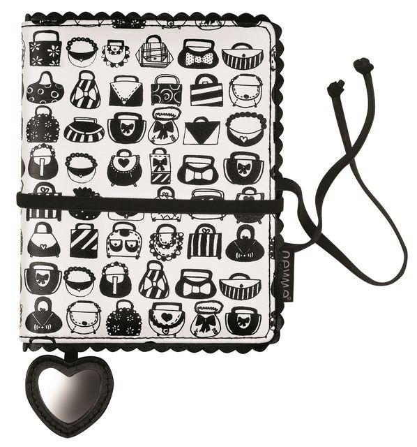 NewMe Organiser by Miss Blackbirdy, Merel Boers -went to school with her