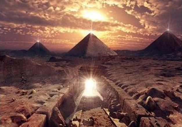 Egyptian pyramids conceal a mystery that has not yet been distinguished. While some archaeologists believe that they are the creation of the ancient ...