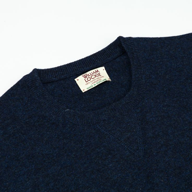 William Lockie Vintage Cosmos Crew Neck